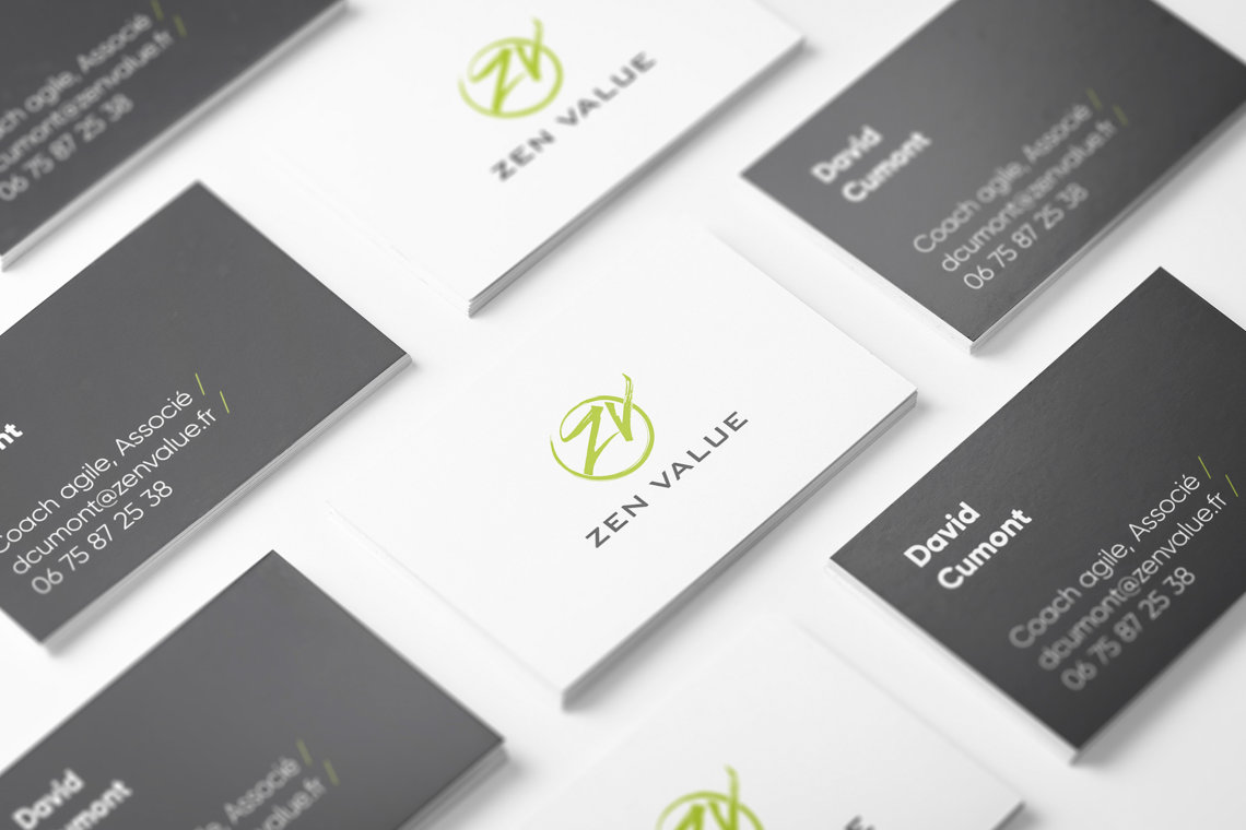Zen Value - Carte de visite
